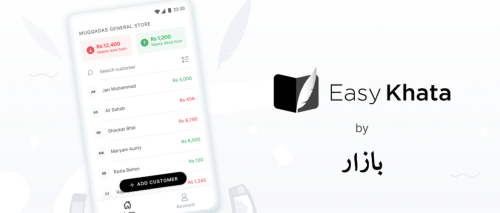 Bazaar launches digital ledger app Easy Khata, 100,000 merchants sign on in less than two months
