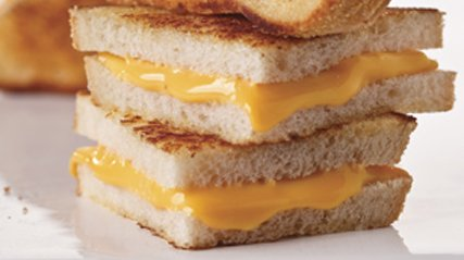 America's Favorite Grilled Cheese Sandwich Recipe