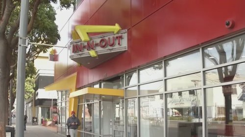 San Francisco temporarily closed its only In-N-Out due to vaccine defiance