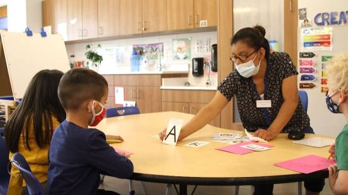 Talking To Children Is Critical For Brain Development, No Matter What Language Is Spoken