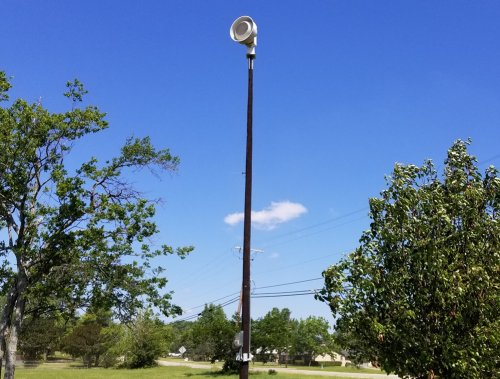 Emergency Sirens to be Tested Today