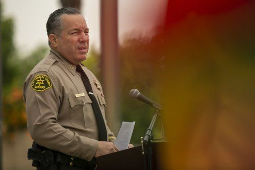 Villanueva says he's ready to call National Guard to L.A. County in case of civil unrest over Minnesota events