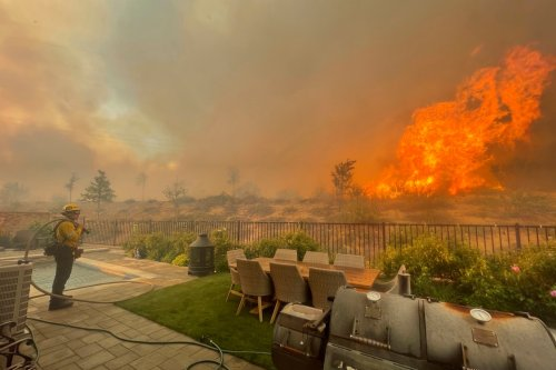 California homeowners in fire prone areas risk not having enough insurance
