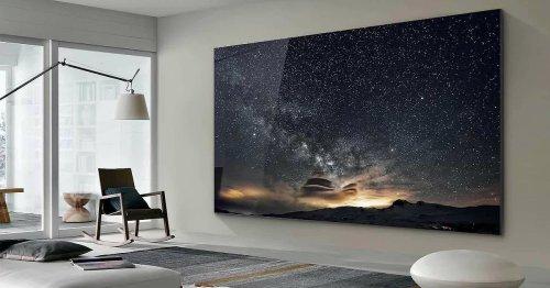 Samsung Unveils Massive 219-Inch TV at CES 2019 in Las Vegas