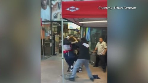 Suspected shoplifter tackled in Huntington Beach surf shop