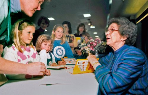 Beverly Cleary, beloved author of children's books including 'Beezus and Ramona,' dies at 104