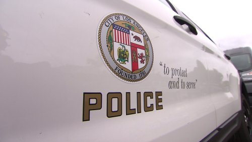 Off-duty LAPD officer charged after allegedly threatening to kill his cousin, another man in Inglewood