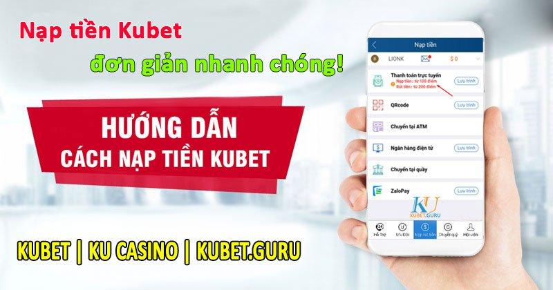 Kubet ku casino - cover