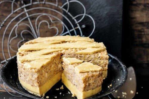 Rohe Engadiner Nusstorte – Raw Bakery