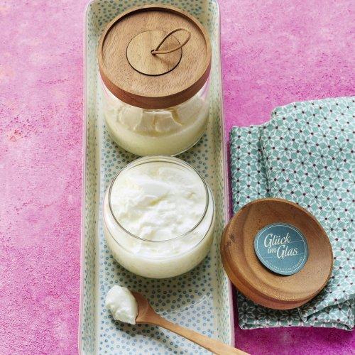 Naturjoghurt selbst machen