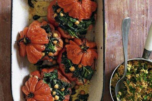 Die besten Rezepte für gefüllte Tomaten