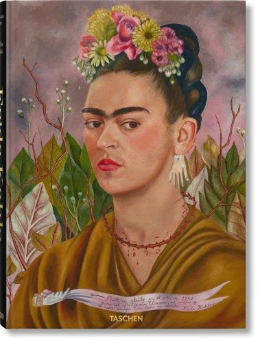Leiden und Leidenschaft: Frida Kahlo. Sämtliche Gemälde im XXL Taschenverlag - Kunstleben Berlin - das Kunstmagazin