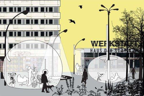 #StayOut - eine szenische Installation von Plastique Fantastique - Kunstleben Berlin - das Kunstmagazin
