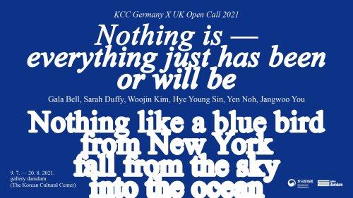 Nothing is – Everything - Kunstleben Berlin - das Kunstmagazin