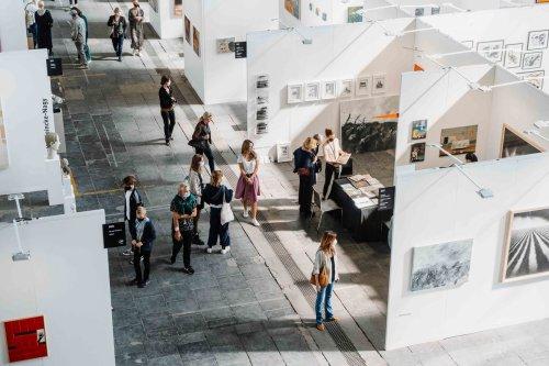POSITIONS Berlin Art Fair - Save the date 2021 - Kunstleben Berlin - das Kunstmagazin