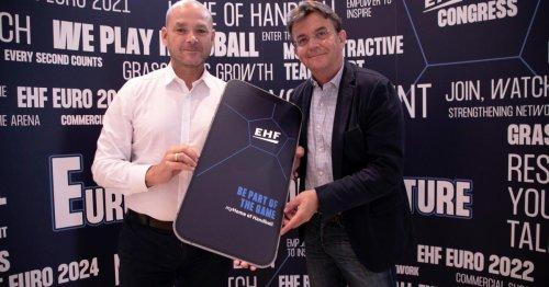 Handball: Hausleitner weitere vier Jahre EHF-Generalsekretär