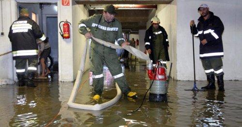 Baumaßnahmen im Burgenland: Teurer Schutz vor dem Wasser