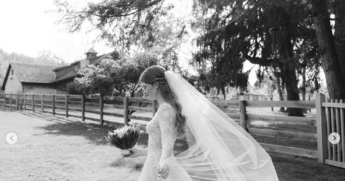 So traumhaft waren die zwei Brautkleider von Gates-Tochter Jennifer