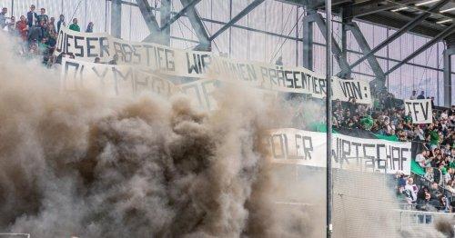 Geschäftsführung gegen Vorstand: Schlammschlacht beim FC Wacker