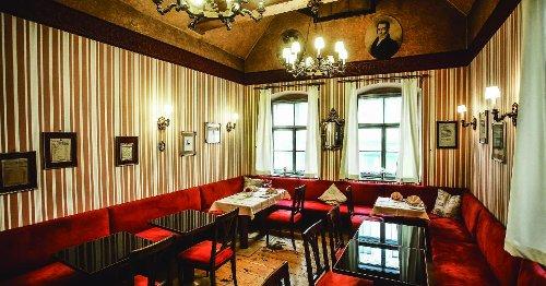 Modernes zum Mitnehmen aus dem Wiener Mini-Restaurant