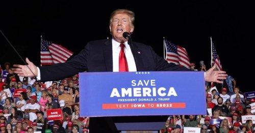"""Trump macht wieder Wahlkampf und """"rettet Amerika"""""""
