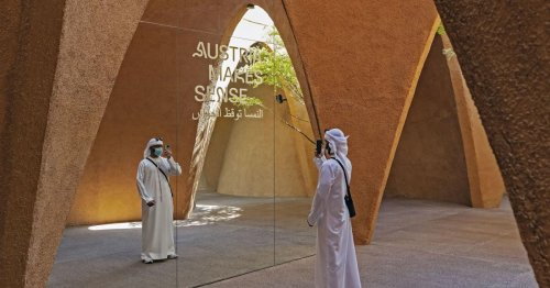 """Expo 2020: Warum Österreichs Pavillon in Dubai """"polarisiert"""""""