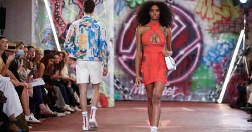 London Fashion Week ist zurück auf den Laufstegen