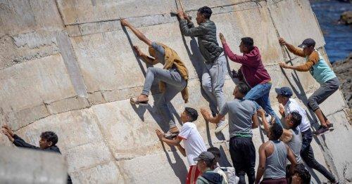Flüchtlinge in Ceuta: Gefangen in der Exklave