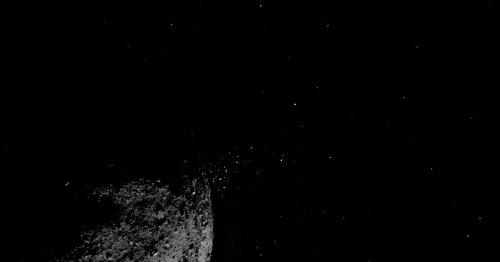 Die frühe Erde wurde regelrecht von Asteroiden bombardiert