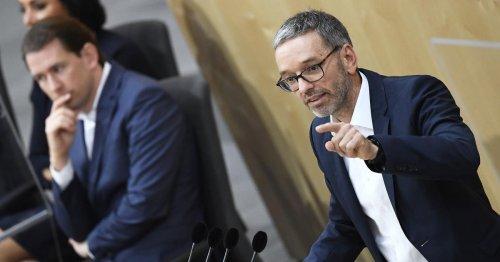 FPÖ-Chef Kickl fordert Aussetzung des Asylrechts in Österreich