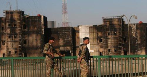 Raketen auf US-Botschaft in Bagdad abgefeuert