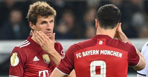 0:5 - Historische Abfuhr für die Bayern in Mönchengladbach