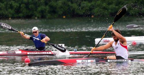 Kanu: Para-Athlet Swoboda holte in Kopenhagen WM-Bronze über 200 m