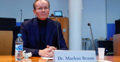 Ex-Wirecard-Chef Braun will nichts von Betrügereien gewusst haben