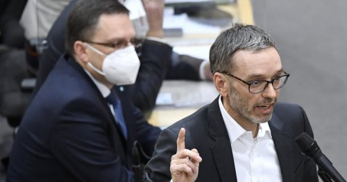 Kickl fordert Van der Bellen auf, Gesetz zu stoppen