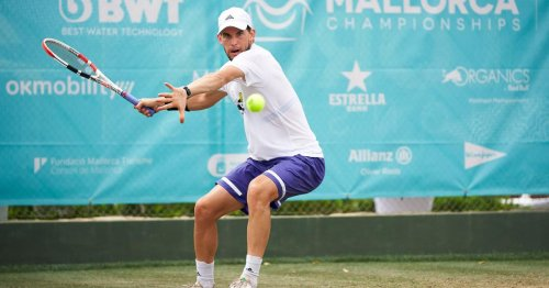 Aufgabe wegen Verletzung: Nächster Rückschlag für Tennis-Star Thiem