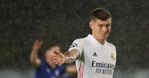 Toni Kroos fehlt Real Madrid wohl längere Zeit