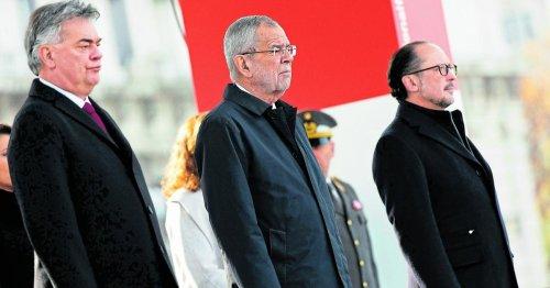 """Van der Bellen mahnt Politiker: """"Höhere Zwecke vor die eigenen Interessen stellen"""""""