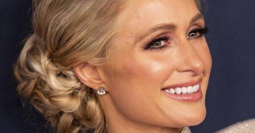 """""""Happy End"""": Paris Hilton lässt sich auf ihrem Weg zum Altar begleiten"""