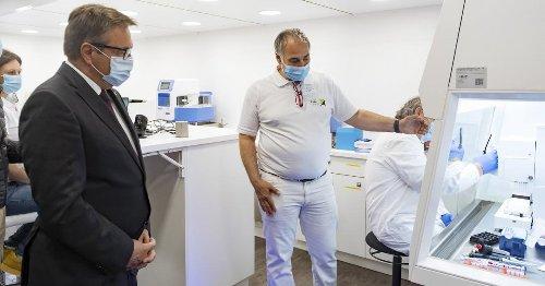 Causa HG Pharma: Herzkranker Herwig praktiziert offenbar in Dubai