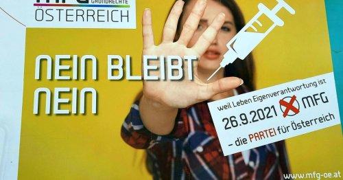 """Phänomen MFG: Ein Wahlsieg der """"Globuli-Fraktion"""""""