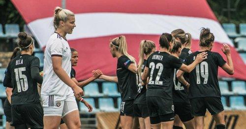 8:1-Triumph der Fußball-Frauen: Der erste Schritt zum großen Ziel