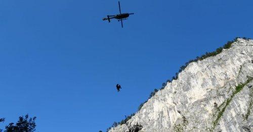 41-Jähriger beim Wandern in Vorarlberg tödlich verunglückt