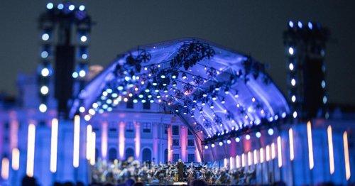 Sommernachtskonzert in Schönbrunn am 18. Juni - wieder mit Einschränkungen