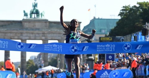 Kein neuer Weltrekord beim Berlin-Marathon