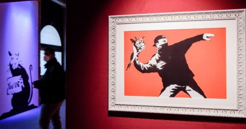 Sotheby's akzeptiert bei Banksy-Auktion erstmals Kryptowährung
