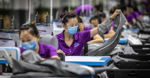 Chinas Wirtschaft legte im ersten Quartal um 18,3 Prozent zu