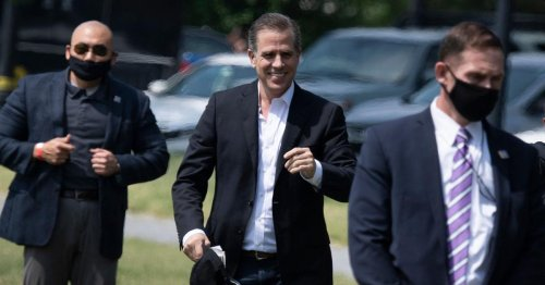Präsidentensohn Hunter Biden bringt Weißes Haus in Erklärungsnot