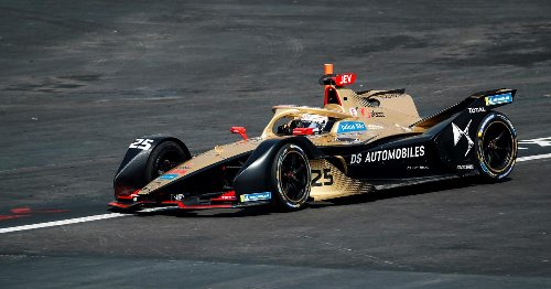 Vergne gewinnt das erste Formel-E-Saisonrennen