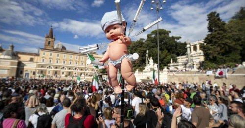 Triests Hafenarbeiter wollen Italien lahmlegen